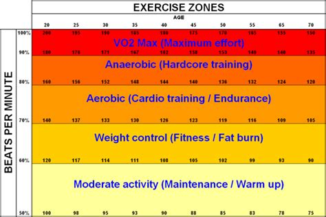 heart rate fat burning zones picture 5