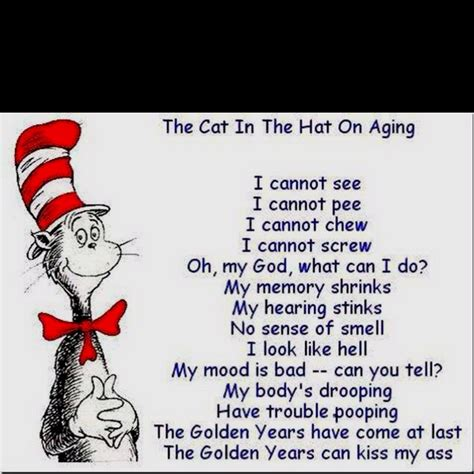 cat in the hat on aging picture 1