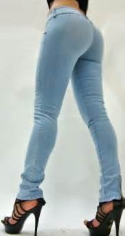 pictures of women pocketless tight jeans picture 1