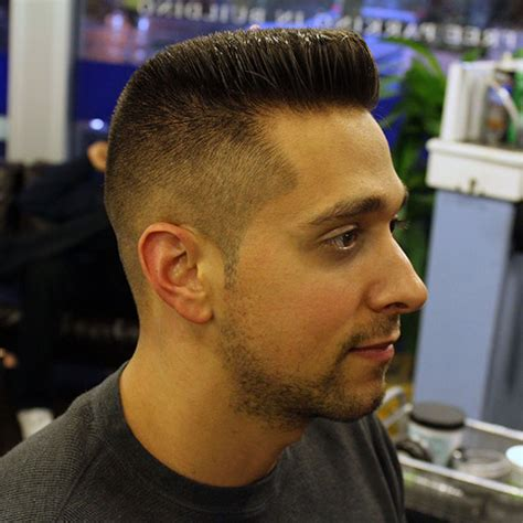 barber shop ganster hair cuts picture 6