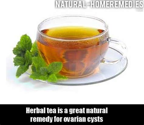 what herbal teas shrink cysts picture 14