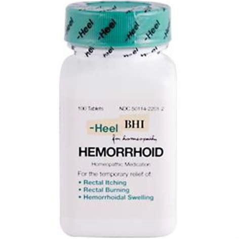hemorrhoid relief heel picture 11