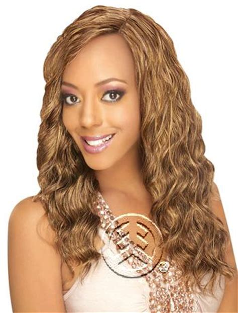 coco body synthetic hair weaving picture 15