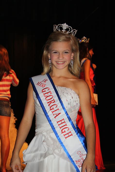 french junior miss pageant 2003 picture 1