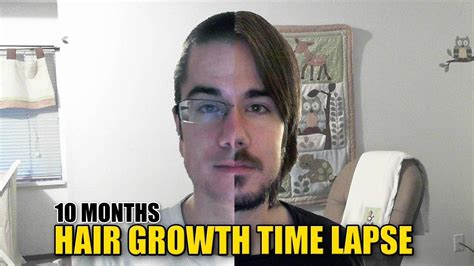 hair growth pictures time lapse picture 1