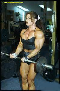 physically strong women overpowering men picture 6