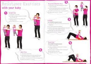 exercise for fortyplus mummy to reduce weight in picture 11