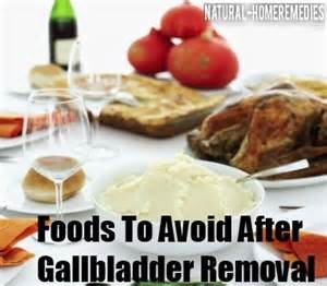 diet after gall bladder removal picture 6