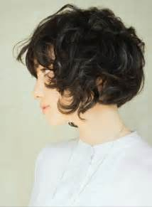 curly wavy hair short picture 6