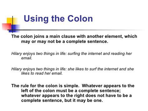 sentence colon picture 6
