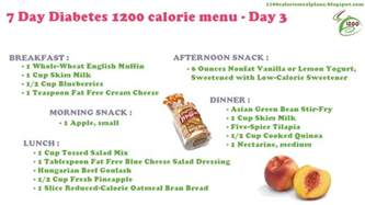 5 day diabetic menu picture 6