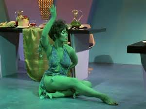 green skin dancer picture 1