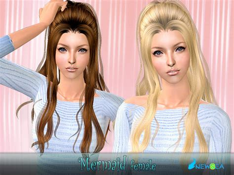 sims 2 and hair picture 6