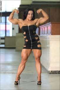 female muscles picture 6