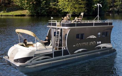 pontoon boat sleep picture 5