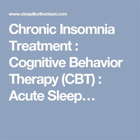 chronic insomnia picture 5