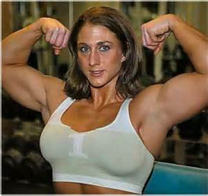 muscle women picture 2