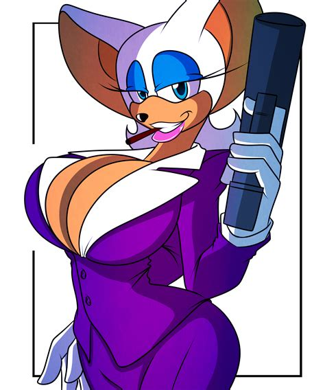 rouge the bat breast expansion picture 2