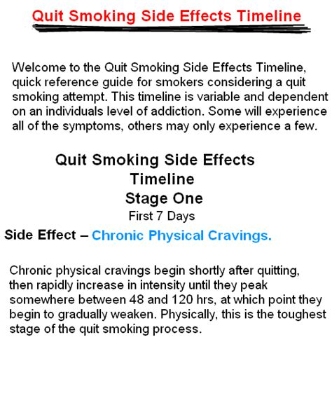 stop smoking side effects picture 6