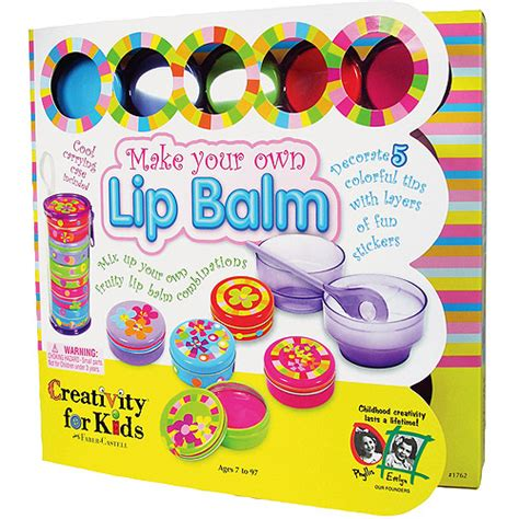 lip gloss making kit for kids picture 1