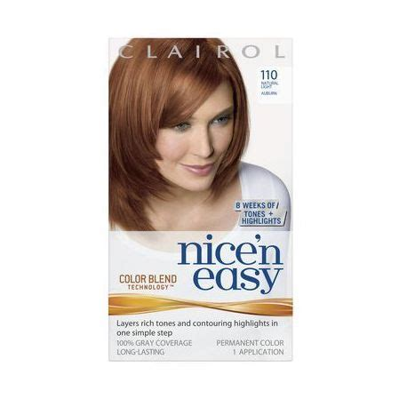 nice and easy hair dye picture 10