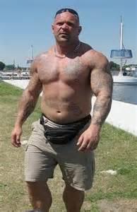 big hairy uncut muscle bearmen picture 1