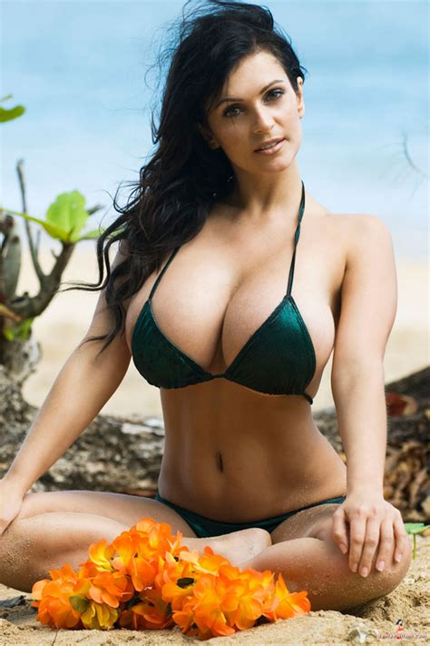 denise milani breast expansion picture 1