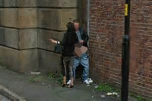 women men flashing street festables picture 14