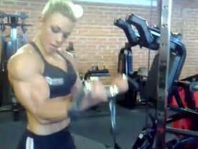 female muscle board picture 10