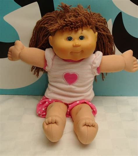 Cabbage patch dolls hair color changing picture 10