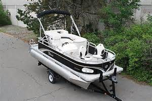 used 16 ft. pontoon boats for sale picture 5