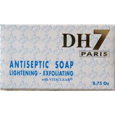 dh7 antiseptic cream soap 2 in 1 lightening- picture 4
