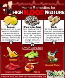 Blood pressure home remedy treatment picture 1