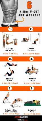 cut muscle fast routine picture 9