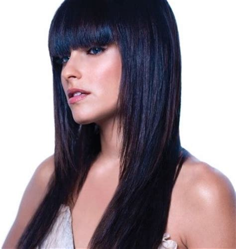 dying hair black picture 1