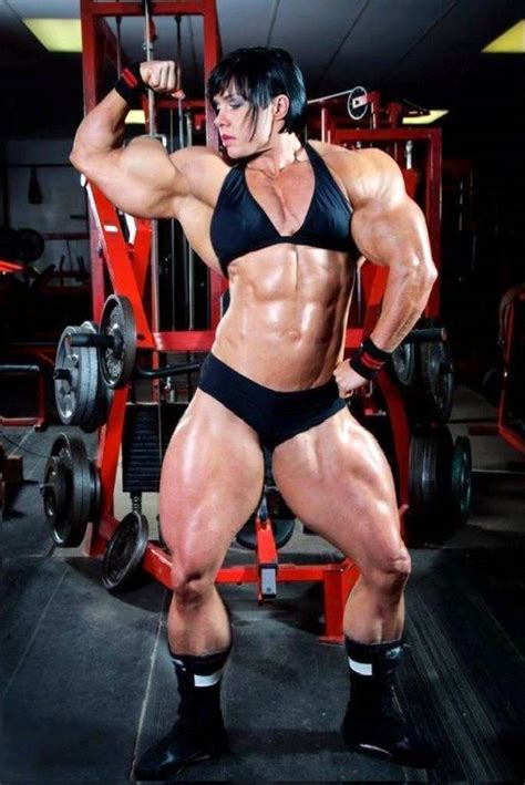 black muscle women picture 10