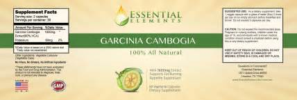 is essential elements the best garcinia cambogia for picture 3