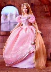 barbies with very long hair picture 5