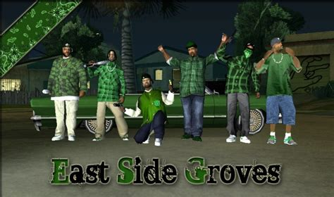 grove street gang skin picture 11