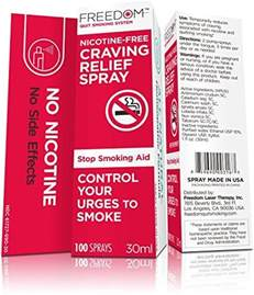nicotine reduction craving control spray picture 2