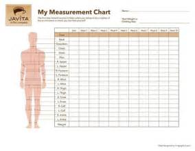 free weight loss and measurement chart picture 19