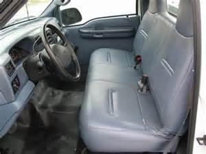 ford e 450 seat skin picture 11