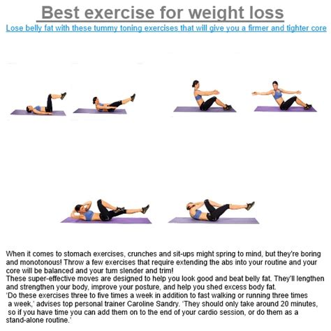 best weight loss exercise picture 7