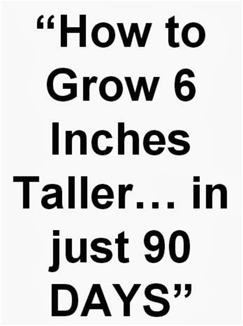 hgh to grow taller picture 1