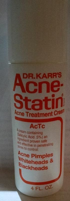 a a karr md acne statin picture 1