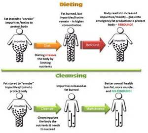 cleansing the body and weight loss picture 1