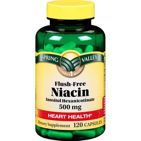 Niacin cholesterol picture 1