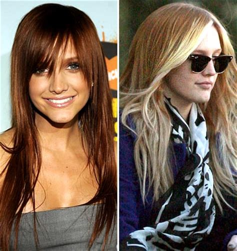 ashlee simpson hair style picture 17