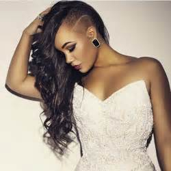 womens long hair shave picture 15
