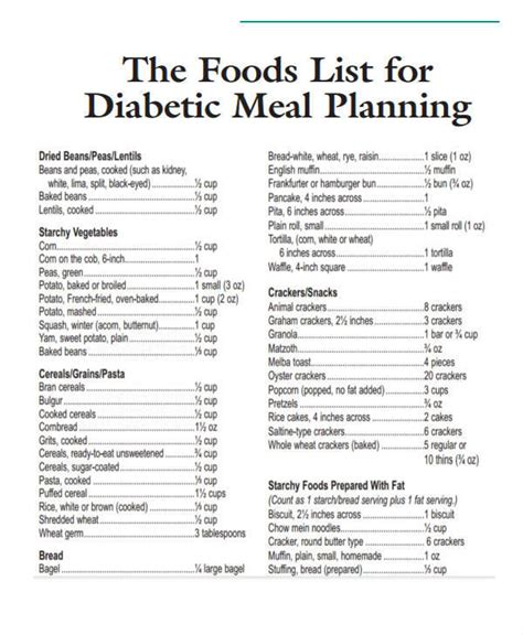 food guides for diabetics picture 14